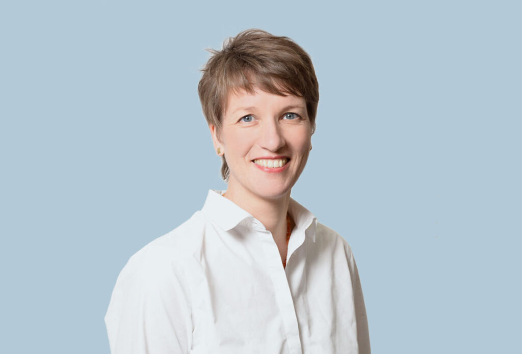 Frau Dr. Anja Dethlefsen